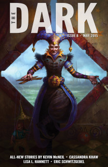The Dark, Issue 8