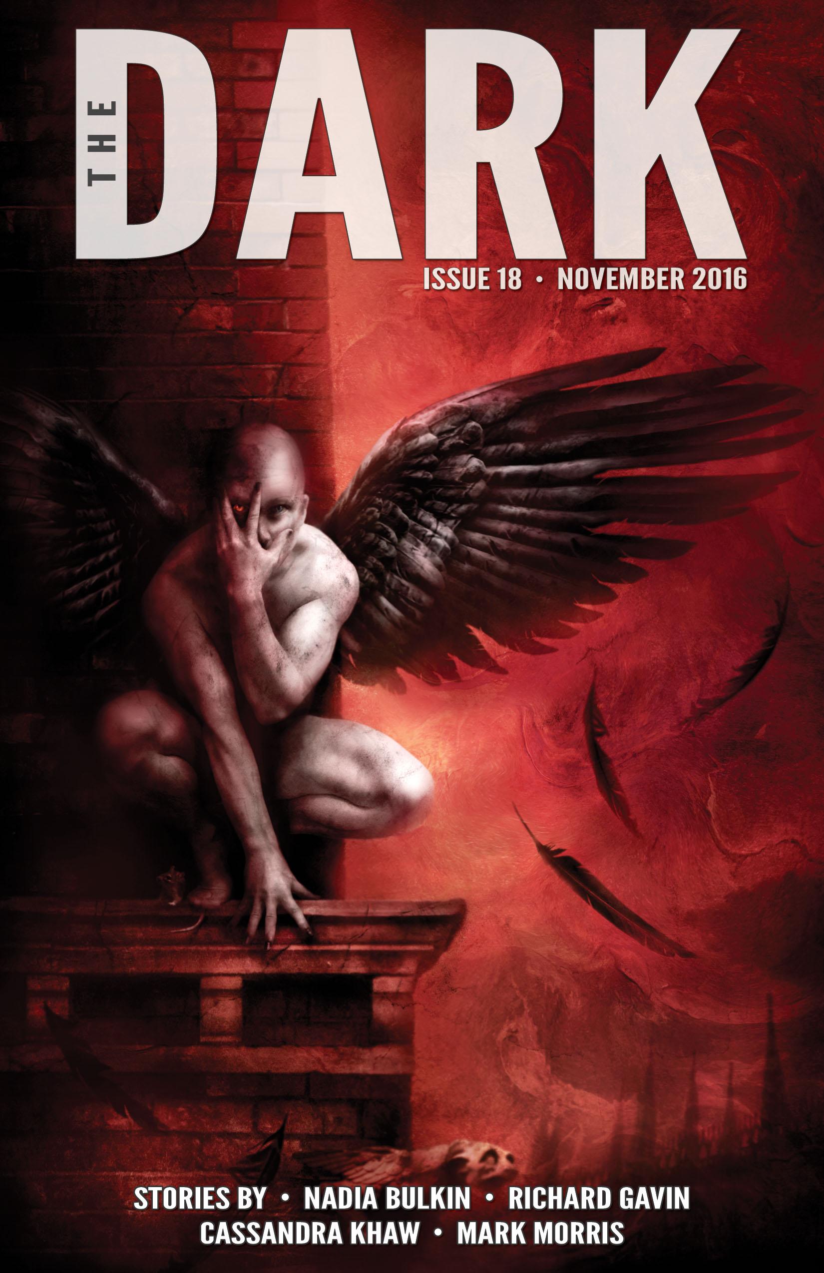 November 2016 The Dark Magazine